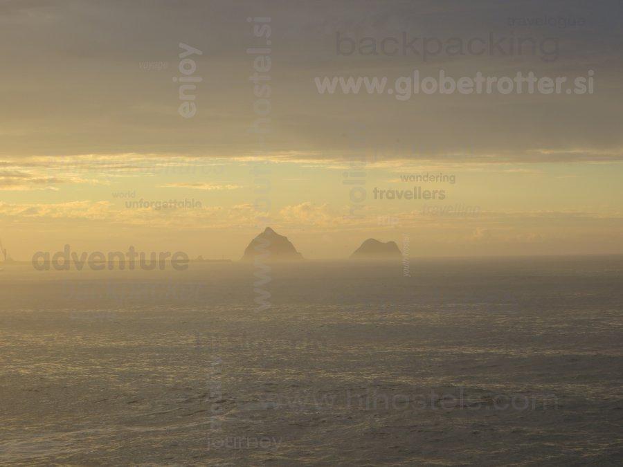 Sončni zahod na Novi Zelandiji - drugič, Joži Jerman