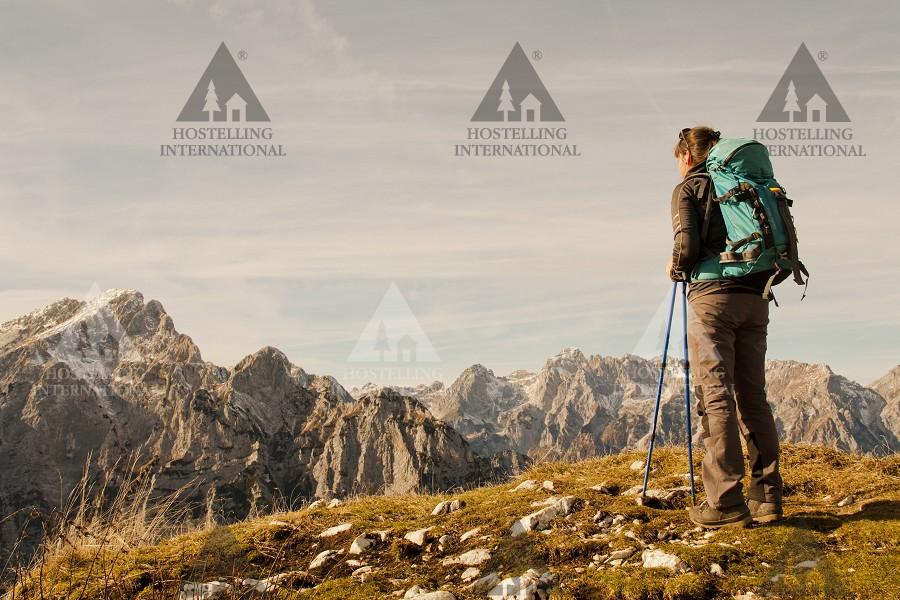 Razgled na Julijske Alpe, Petra Škrjanc
