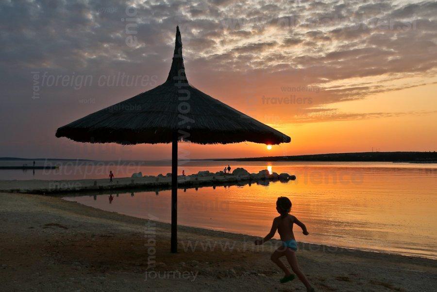 Hrvaški Maldivi, Primož Lampič