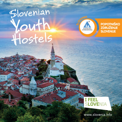 List of Slovenian Hostels