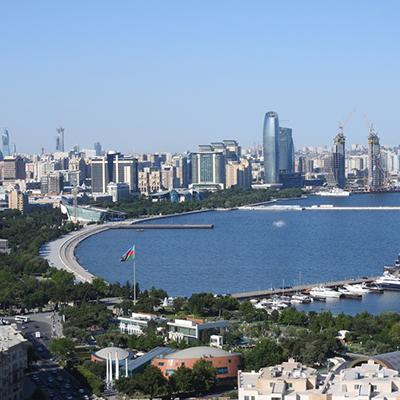 Admiring Azerbaijan