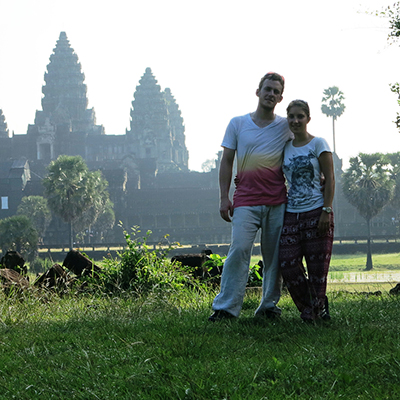 Travelling as a couple