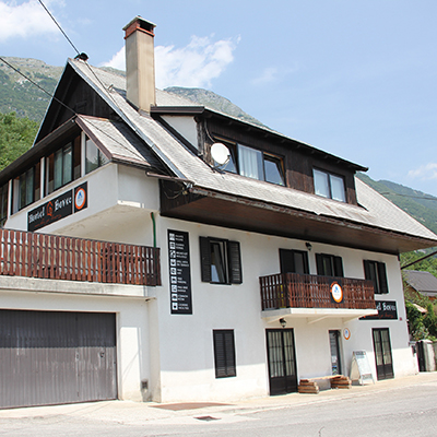 Youth Hostel Bovec