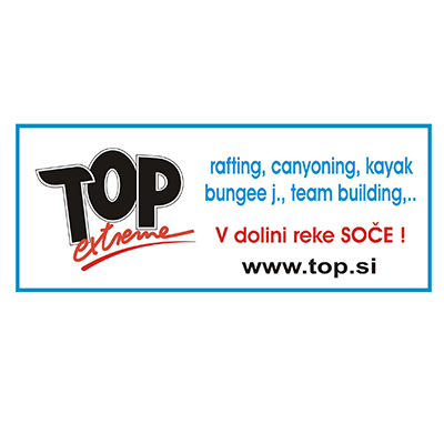 TOP Extreme rafting center Bovec