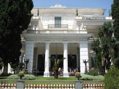 Vstopnina za ogled Sissijine palace je kar 10 eur.