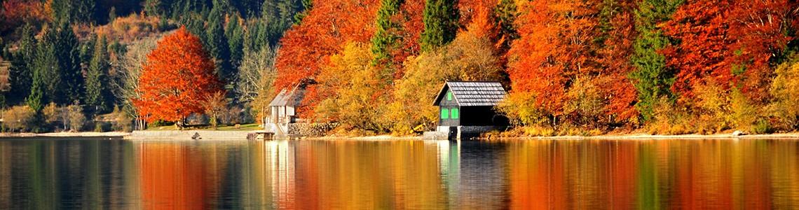 Autumn in Bohinj - Slovenia